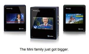 NewTek TriCaster Mini family got bigger