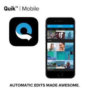 Quik mobile app