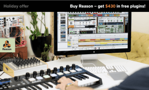 Reason 9 Holiday Offer
