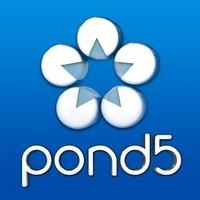 Pond5 Logo