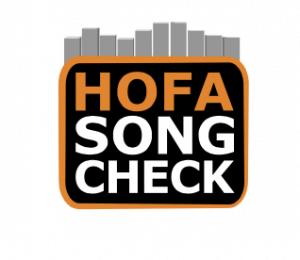 HOFA SongCheck Logo
