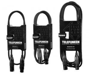 TELEFUNKEN Stage Series Cables SXSW