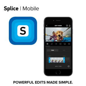 Splice mobile app