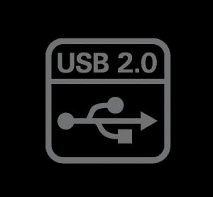 USB 2 logo