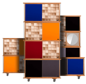 HOFA Akustik Mobile Wall