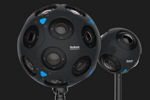 Facebook Surround 360 Camera