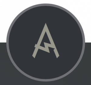 Amped Studio logo